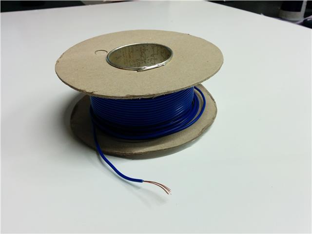 Connection Fix 17.5A Red Cable For Automotive Car Campervan Caravan Power