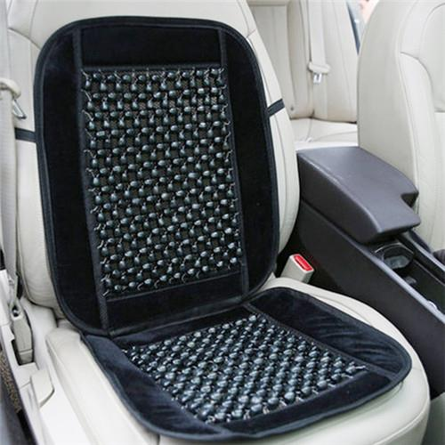 Comfy Seat Beaded Mesh Front Car Seat Support Van Mpv Jeep Caravan Motorhome